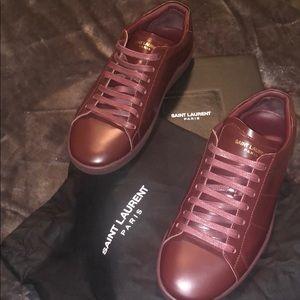 Saint Laurent Court Classic SL/01 Sneakers